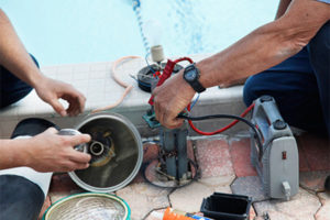 Mechanical repairs by Poolfix