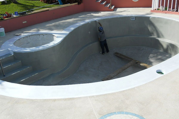 Pool repairs by Poolfix