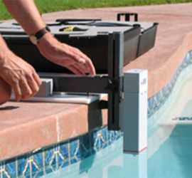 Leak detection by Poolfix